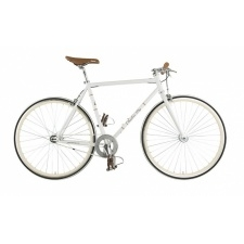 Single Speed bicykel Checker Pig Track Pig Ltd. (White)